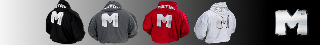 METAL Hoodies