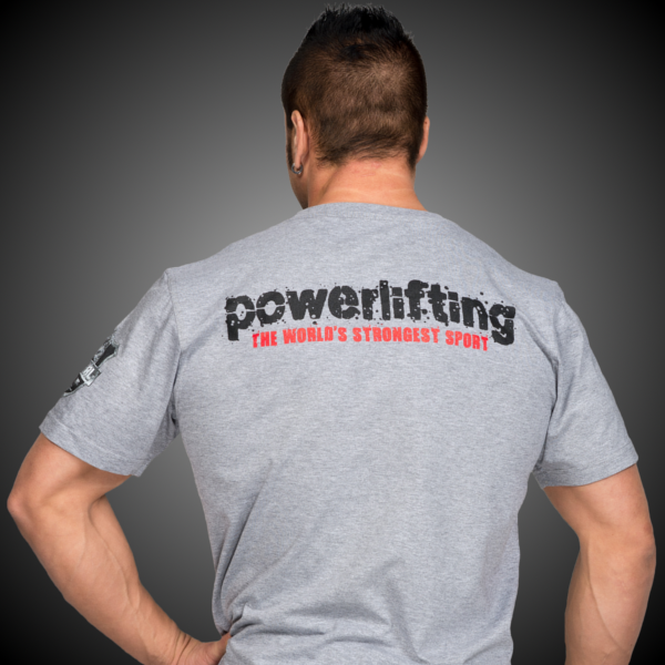 METAL Powerlifting T Shirt