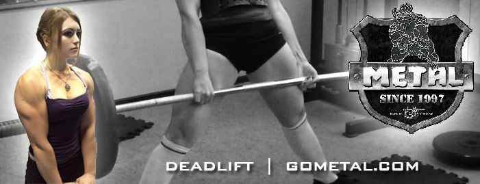 Deadlift Julia Vins